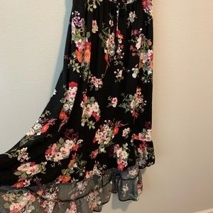 torrid Dresses - Torrid Floral Dress size 1 Women H1